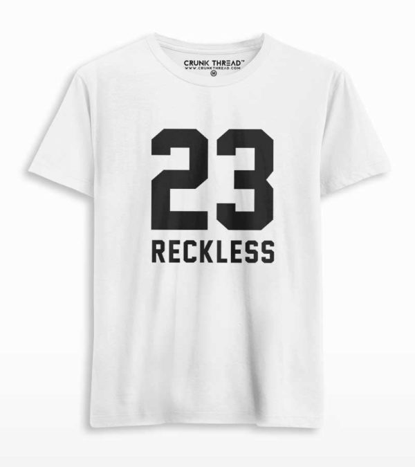 reckless t shirt