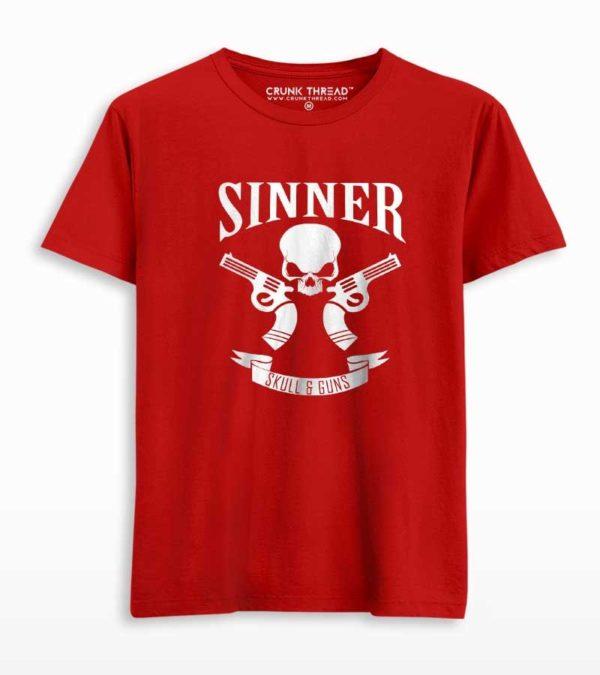 Sinner T shirt