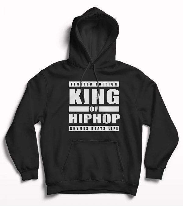 king of hiphop hoodie