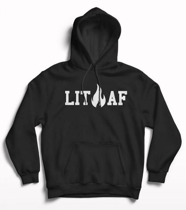 Lit af hoodie