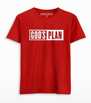 Gods plan T shirt