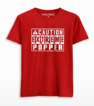 Caution Extreme Popper