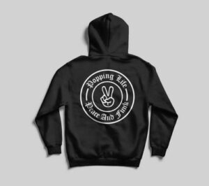 Soft-touch Hoodie Hooded Neck