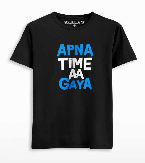 Apna time aa gaya T-shirt