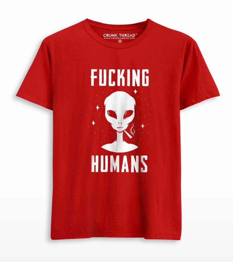 Fucking Humans T-shirt