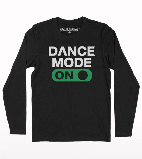 Dance full sleeve T-shirt
