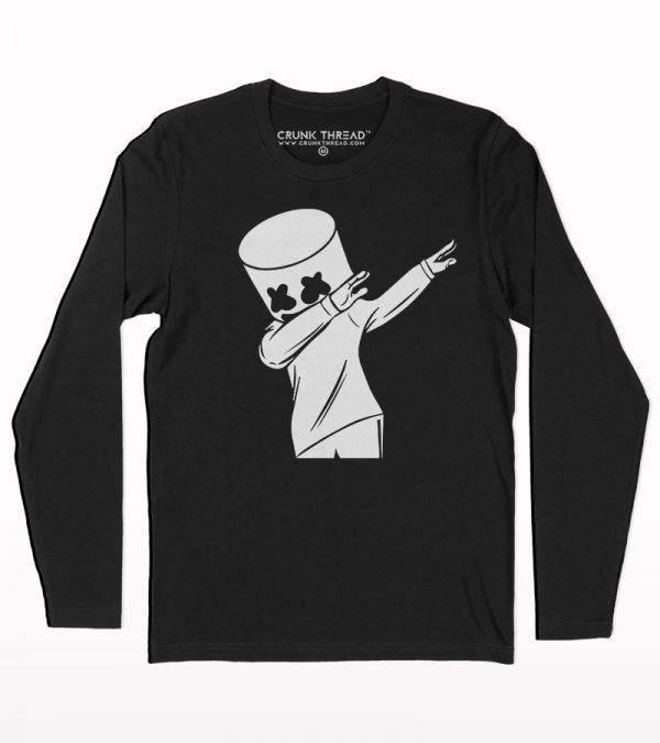 Marshmello Full sleeve T-shirt