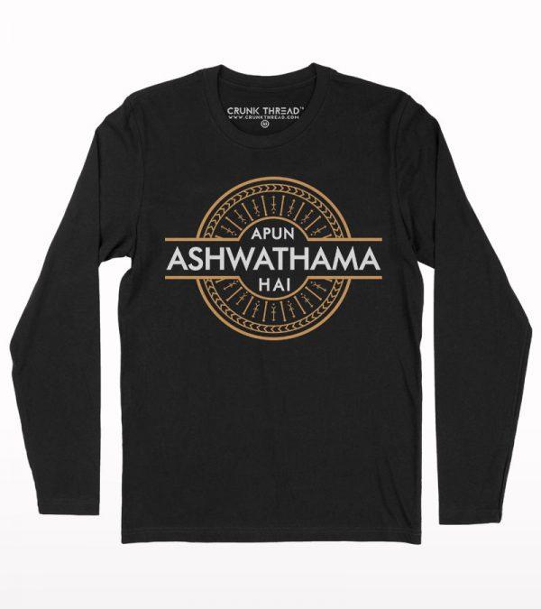 Apun Ashwathama Hai Full Sleeve T-shirt