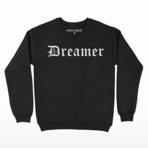 Dreamer Print Sweatshirt
