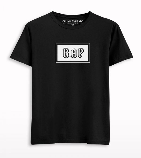 Rap Printed T-shirt