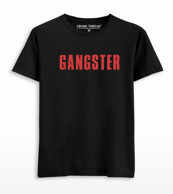 Gangster Printed T-shirt