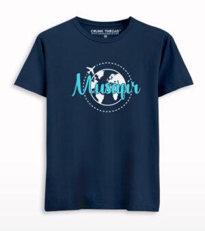 Musafir Printed T-shirt