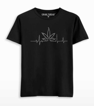 High Beat Weed T-shirt