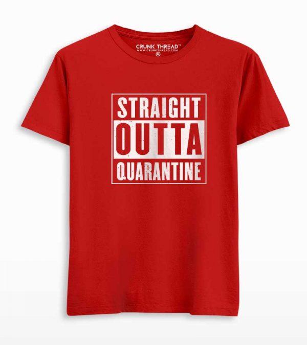 Straight Outta Quarantine T-shirt